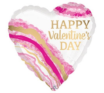 Valentine Day Mylar Balloon