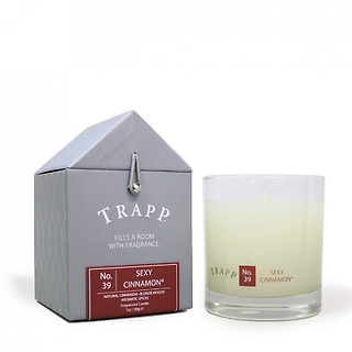 Trapp 7 oz. Large Poured Candle - No. 39 Sexy Cinnamon