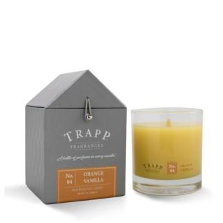 Signature Home Collection - Trapp No. 04 Orange Vanilla