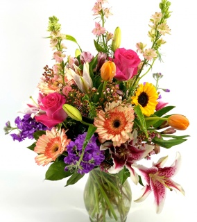 Bespoke Designer Mixed Arrangement